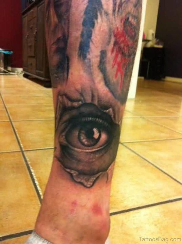 Nice Eye Tattoo