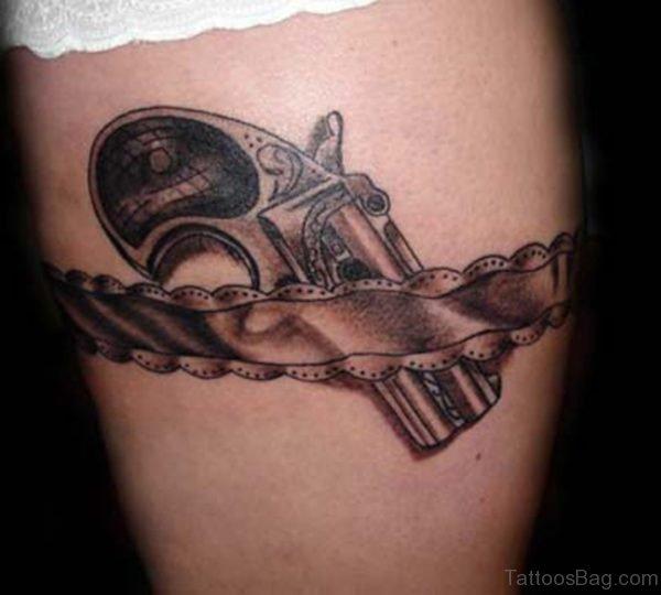 Nice Gun Tattoo