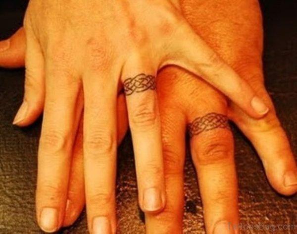 Nice Ring Tattoo