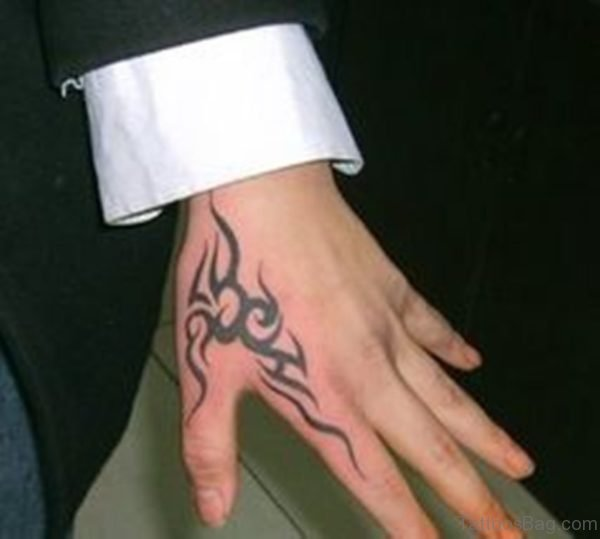 98 Mind Blowing Tribal Tattoos On Hand