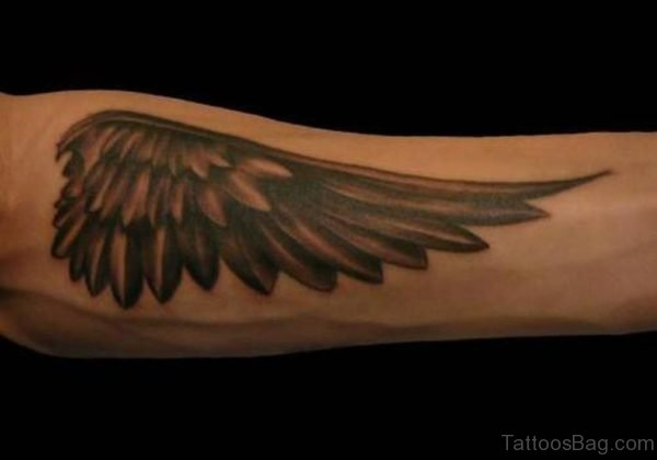 Nice Wings Tattoo