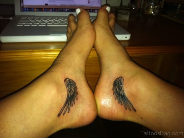 Outstanding Wings Tattoo
