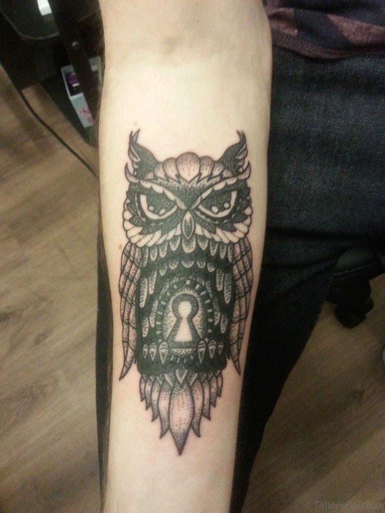 Owl Tattoos On Wrist: 70 Classic Wrist Tattoos