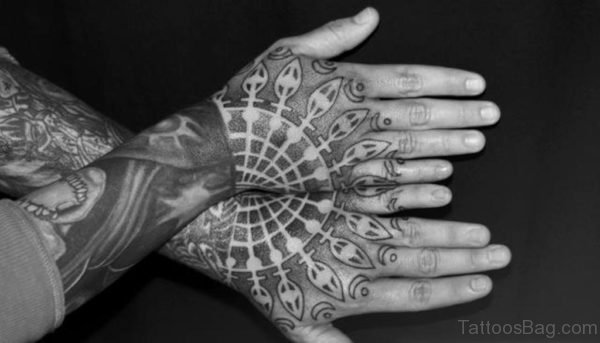 Perfect Mandala Tattoo Design