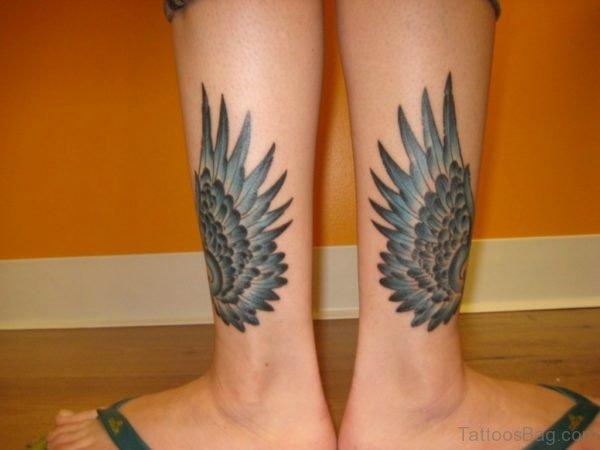 Perfect Wing Tattoo