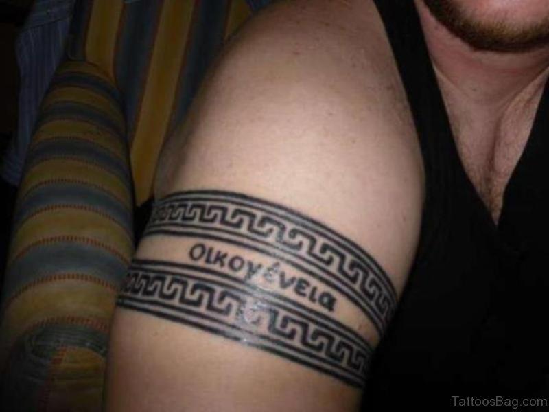 Unterarm tattoo mann armband