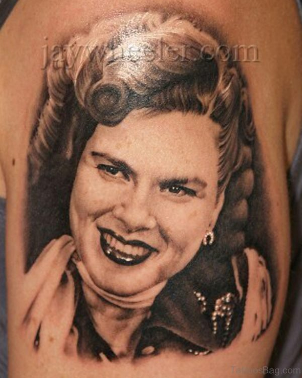 Portrait Tattoos On Arm