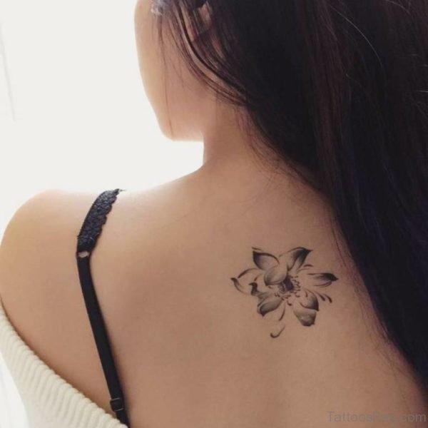 Pretty Flowers Tattoo