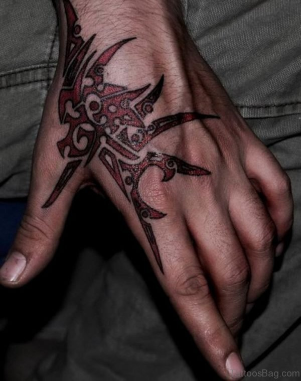 Red Ink Celtic Tattoo