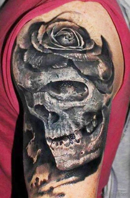 Skull Tattoo Design 1