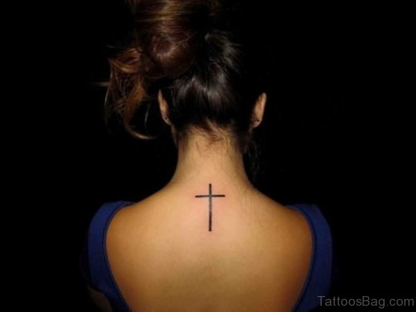 Small Cross Tattoos for Girls