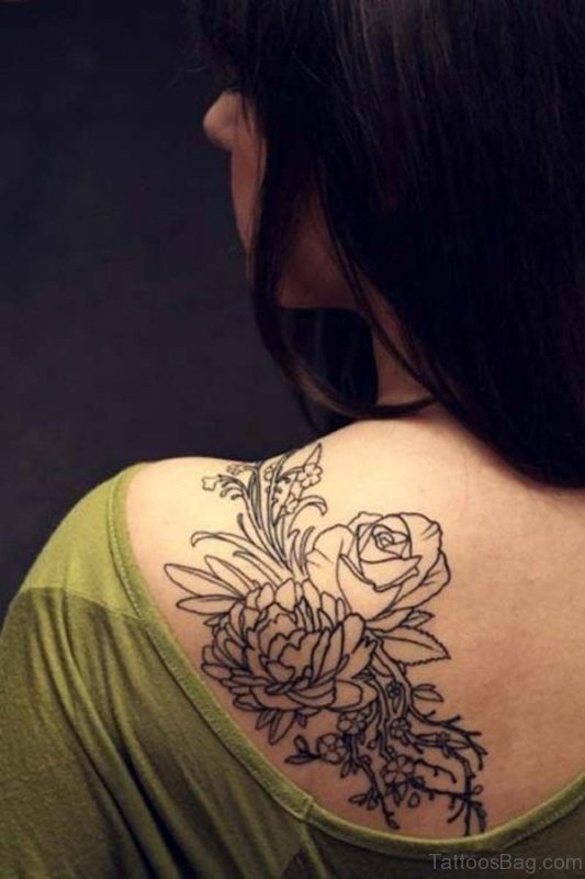 Stunning Black Tattoo Design