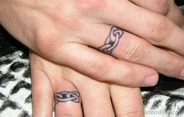 Stylish Celtic Knot Tattoo