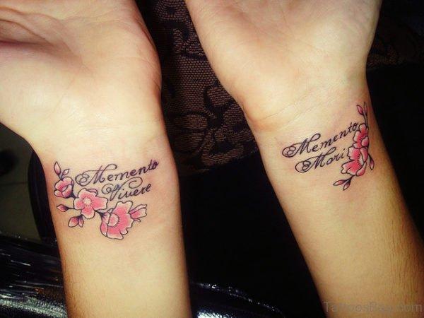 Stylish Word Tattoo Design