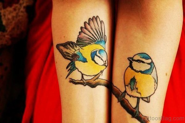 Swallow Tattoo On Arm