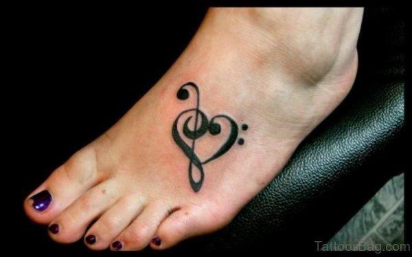 Sweet Heart Tattoo