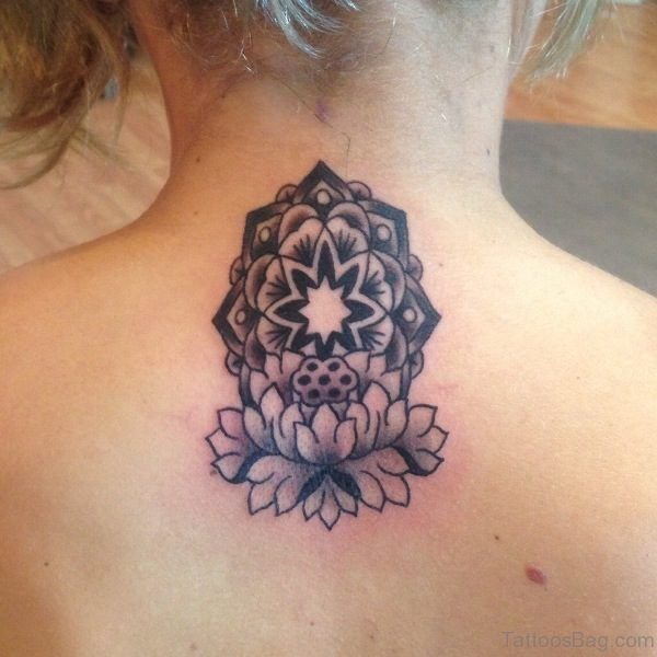 Sweet Mandala Tattoo