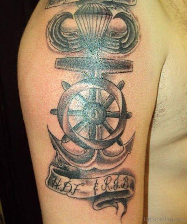 Traditional Nautical Tattoo