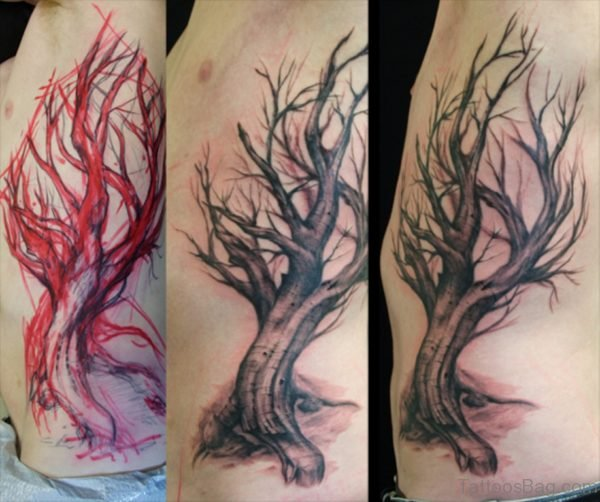 Tree Tattoos For Men