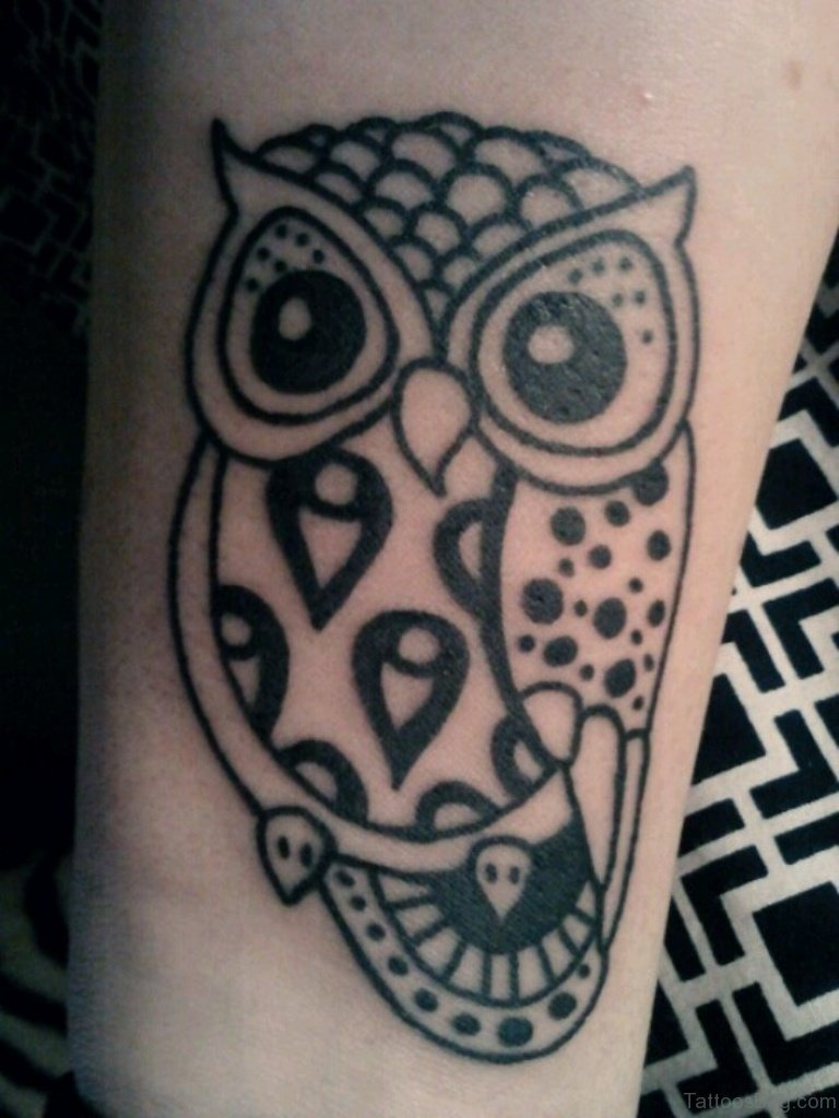 Owl Tattoos On Wrist: 36 Exclusive Wrist Tattoos