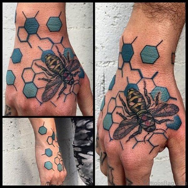 Ultimate Bee Tattoo
