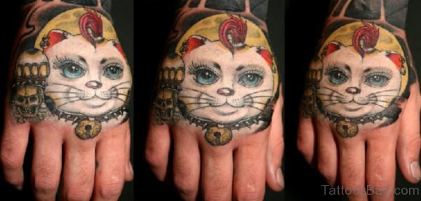 Ultimate Cat Tattoo