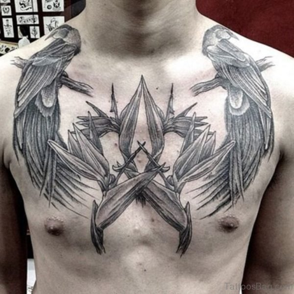 Ultimate Chest Tattoo