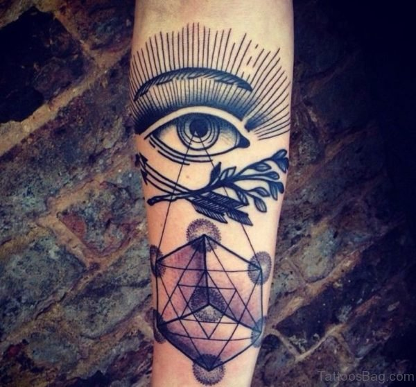 Ultimate Eye Tattoo