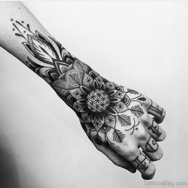 Ultimate Lotus Tattoo