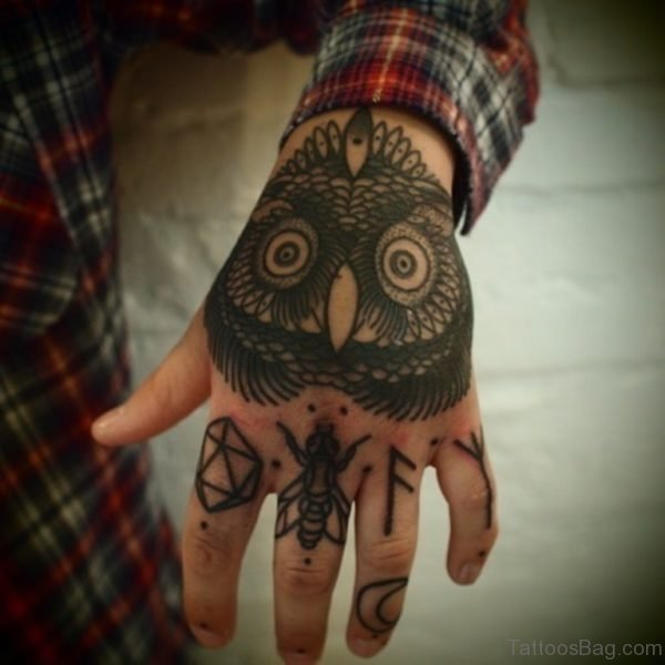 Ultimate Owl Tattoo