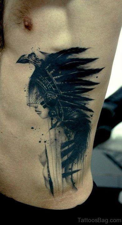 Ultimate Rib Tattoo