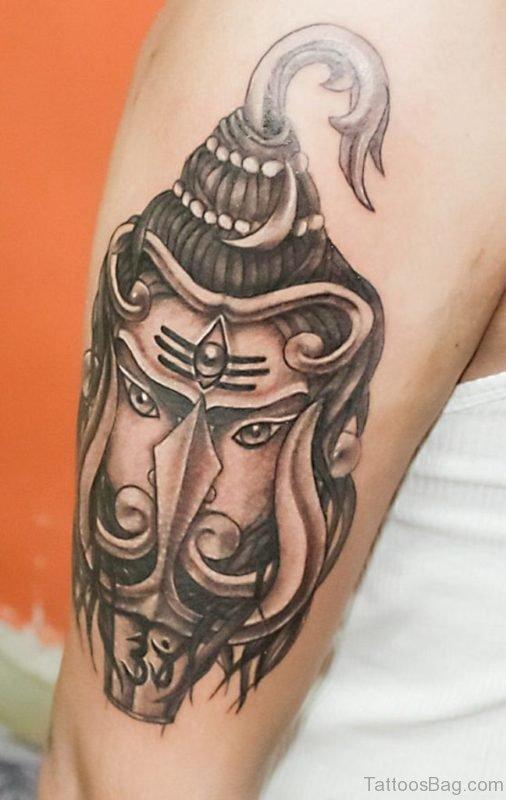 Ultimate Shiva Tattoo