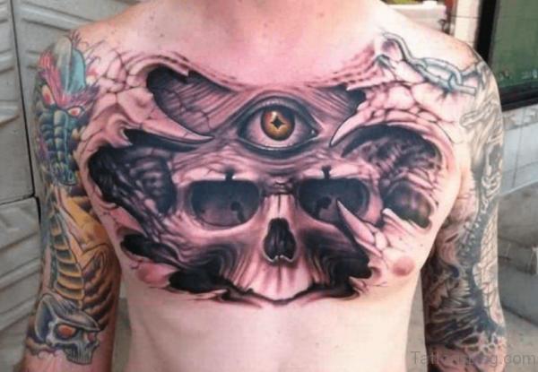 Ultimate Skull Tattoo