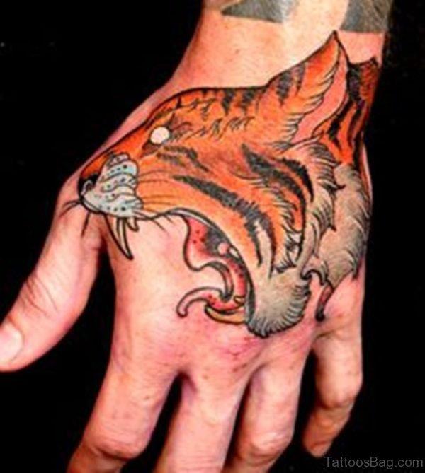 Ultimate Tiger Tattoo