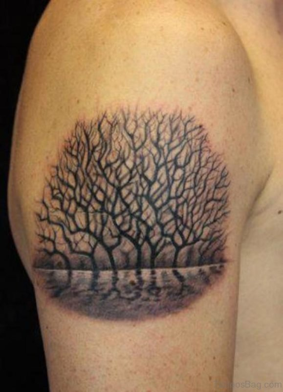 Ultimate Tree Tattoo Design
