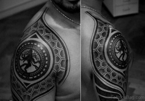 Unique Shiva Tattoo