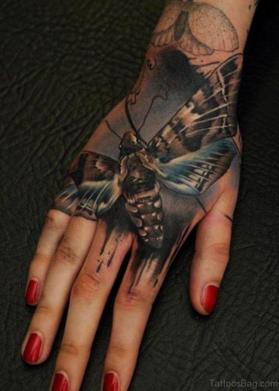 WWonderful Bee Tattoo