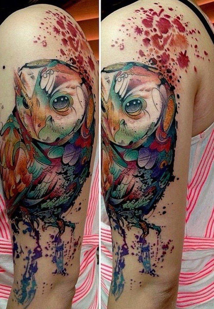 31 Ultimate Shoulder Tattoos