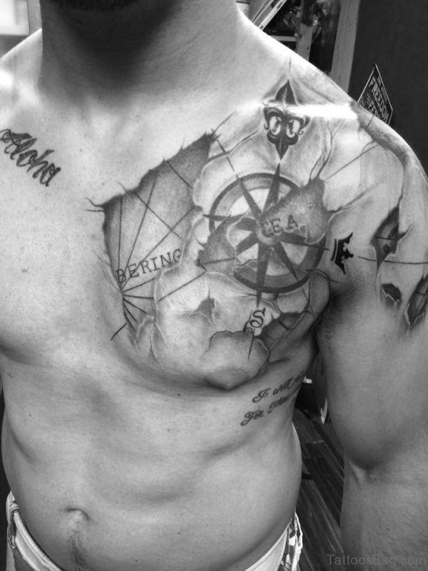 Wonderful Nautical Tattoo