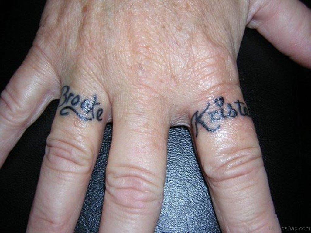 Word Tattoo Design
