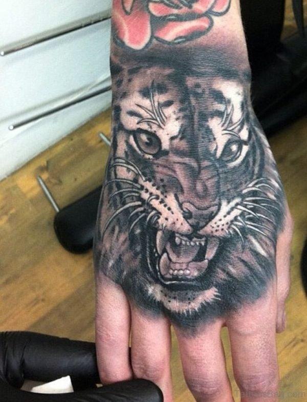 Great Tiger Tattoo