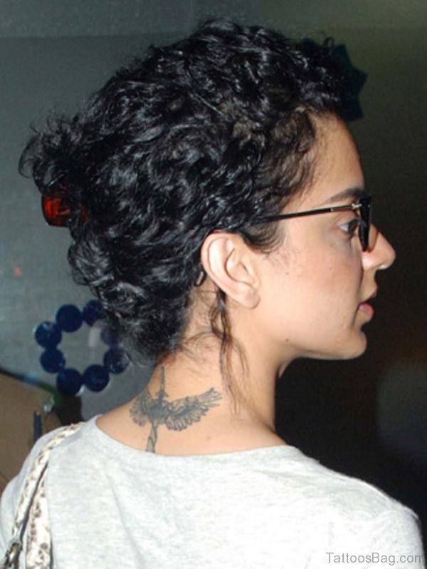Kangana Nape Tattoo