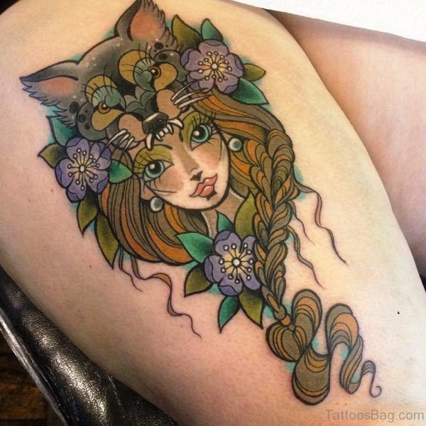 Gorgeous Gypsy Tattoo