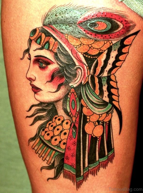 Sweet Gypsy Tattoo